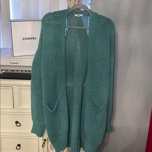 Shop Hopes S/M oversized cardigan/duster
